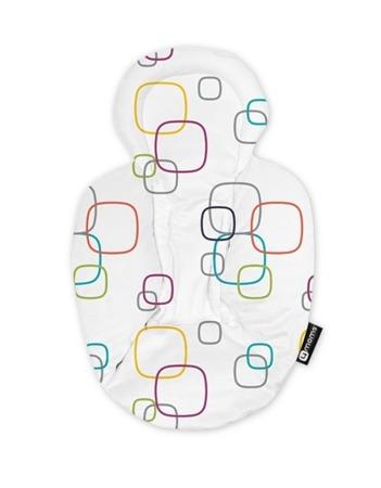 4moms Wkładka uzupełniająca dwustronna do leżaczka bujaczka dla niemowląt mamaRoo