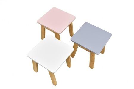 Bellamy Krzesełko Woody Grey szare