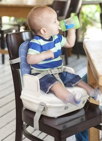 Benbat Walizeczka i krzesełko 2w1 YummiGo Aegean Chevron
