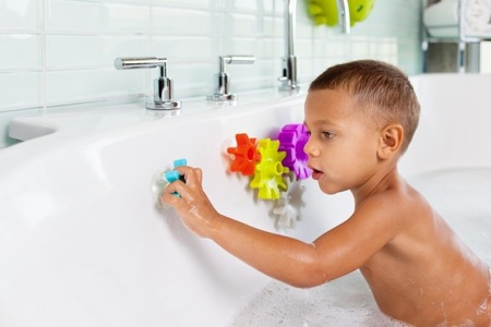 Boon Zabawka do kąpieli Zębatki