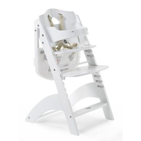 Childhome Krzesełko do karmienia Lambda 3 białe