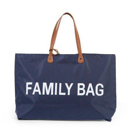 Childhome Torba Family Bag granatowa
