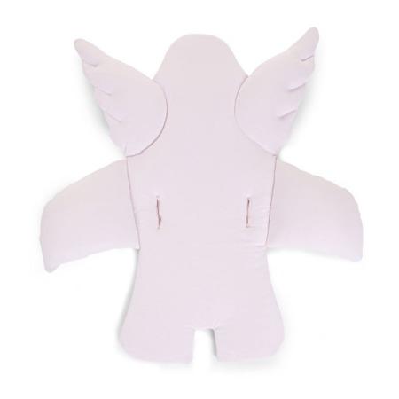 Childhome Uniwersalny ochraniacz poduszka Angel Brudny Róż