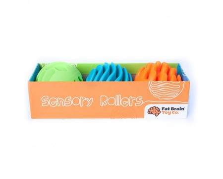 Fat Brain Toys Sensoryczne kule Sensory Rollers