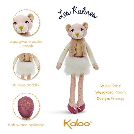 Kaloo Les Kalines Lwica Leana duża 46cm w pudełku