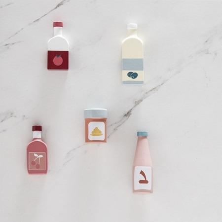 Kids Concept Bistro Zestaw butelek 5 sztuk