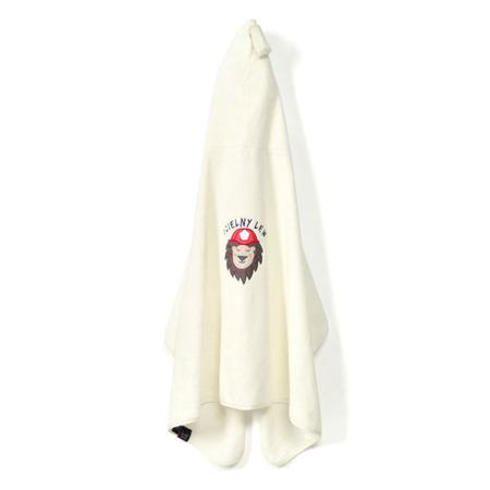 La Millou Ręcznik Bamboo Soft Kid Braveheart Lion cream
