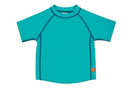 Lassig Koszulka T-shirt do pływania Lagoon UV 50+ 0-6m-cy