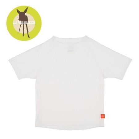 Lassig Koszulka T-shirt do pływania White UV 50+ Girl, 18 m-cy