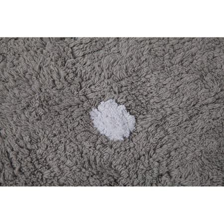 Lorena Canals Galleta Gris/Grey120x160cm