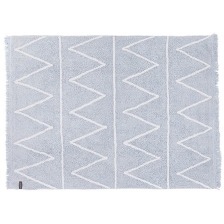 Lorena Canals Hippy Soft Blue 120x160cm
