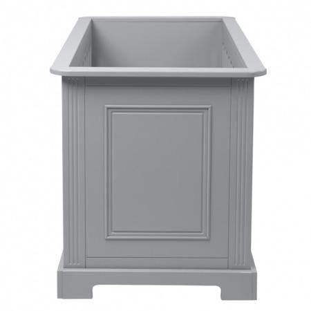 Łóżeczko 70x140cm z szufladą Bellamy Ines Grey