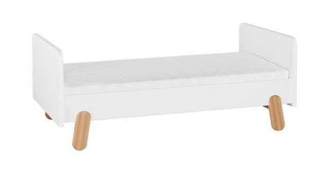 Łóżeczko-tapczanik 140x70 Pinio Iga
