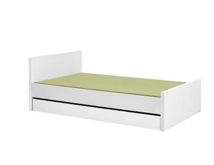 Łóżko młodzieżowe 200x120 Pinio Lara