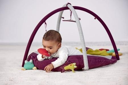 Mamas&Papas Mata edukacyjna New Octopus Baby Play