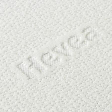Materac lateksowo-kokosowy Hevea Krzyś 140/70 Aegis