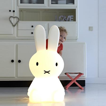 Mr Maria Lampka ledowa Miffy rozmiar XL