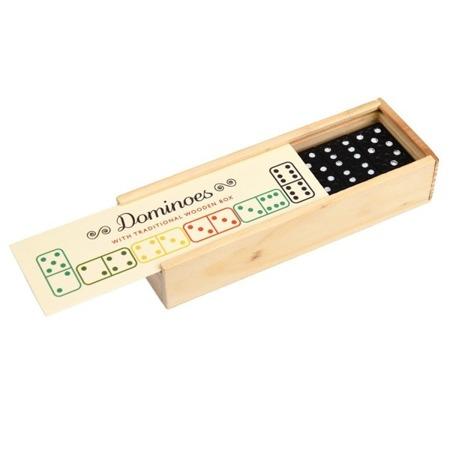 Rex London Gra Domino drewniana