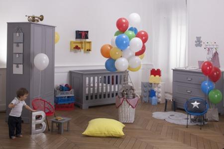 Skrzynia na zabawki Bellamy Ines Grey