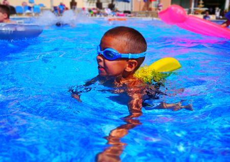 SwimFin Płetwa do nauki pływania purple